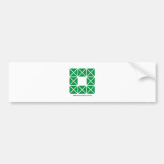 Inner Self Energy Symbol - Design 8 Bumper Sticker
