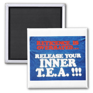 INNER_TEA-design Magnet