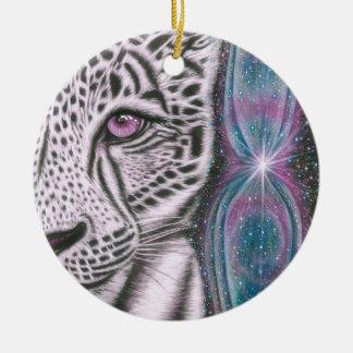 Inner Vision Ceramic Ornament