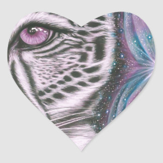 Inner Vision Heart Sticker