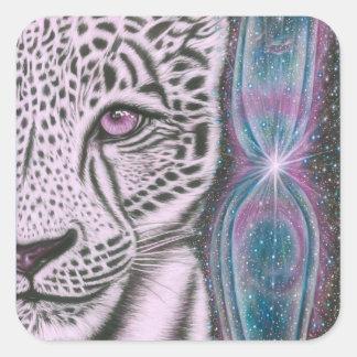 Inner Vision Square Sticker