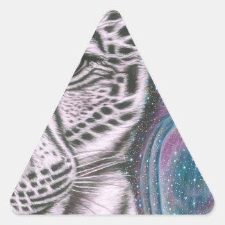 Inner Vision Triangle Sticker