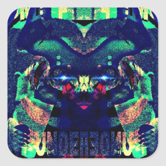 Innerstanding Abstract Sticker
