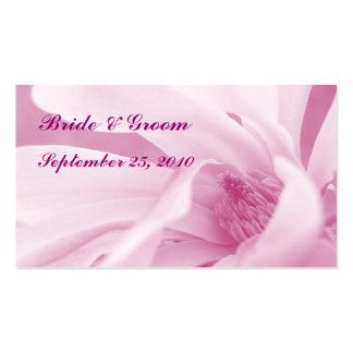 Innocence 2: Rose wedding favour card Pack Of Standard Business Cards