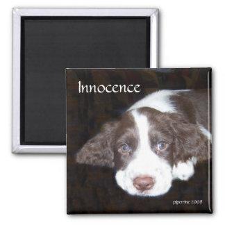 Innocence - Puppy Love Magnet