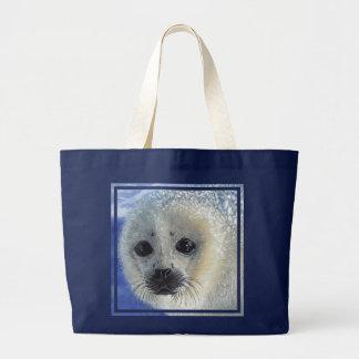 Innocence Seal Pup Baby bag