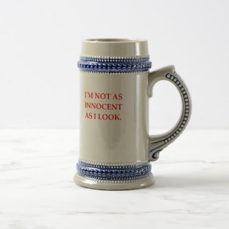 INNOCENT BEER STEIN