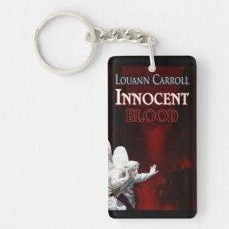 Innocent Blood Designer Keychain