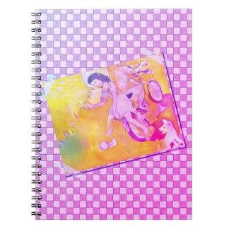 Innocent Days Notebook