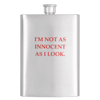 INNOCENT HIP FLASK