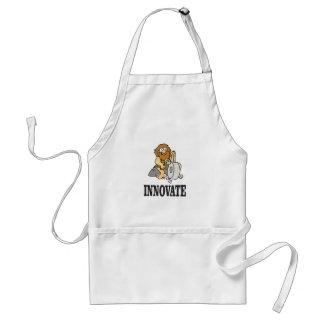 innovation caveman standard apron