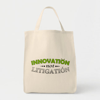 Innovation NOT Litigation Bag