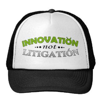 Innovation NOT Litigation Hat