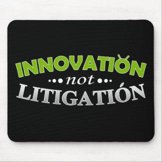 Innovation NOT Litigation Mousepad