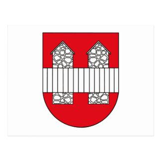 Innsbruck Coat of Arms Postcard