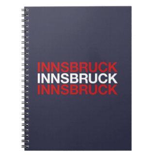 INNSBRUCK NOTEBOOK