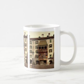 Innsbruck, the Golden Porch, Tyrol, Austro-Hungary Coffee Mug
