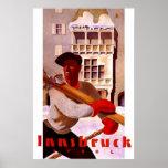 Innsbruck Tyrol Austria Poster
