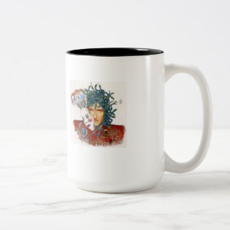Innuendo - Brian Mayo Two-Tone Coffee Mug