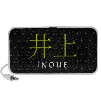 Inoue Monogram iPod Speakers