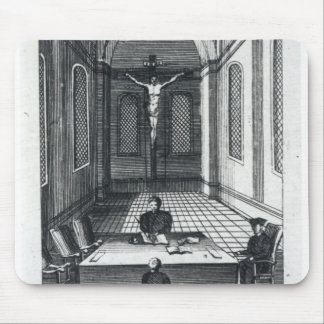 Inquisition Interrogation Mouse Pad