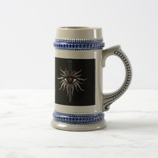 Inquisition Symbol Beer Stein