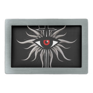 Inquisition Symbol Belt Buckle
