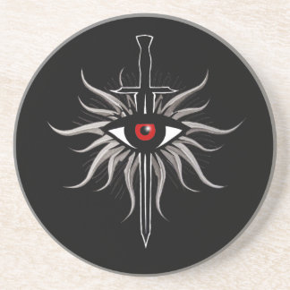 Inquisition Symbol Coaster