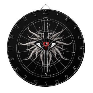 Inquisition Symbol Dartboard
