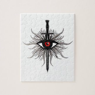 Inquisition Symbol Jigsaw Puzzle