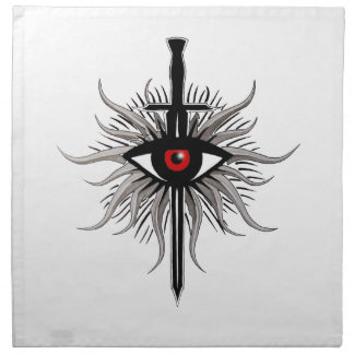 Inquisition Symbol Napkin