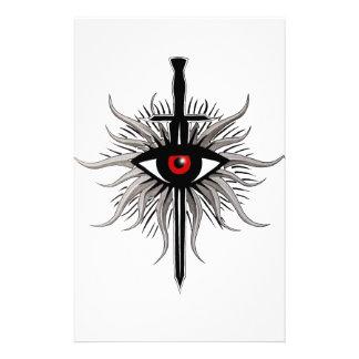 Inquisition Symbol Stationery