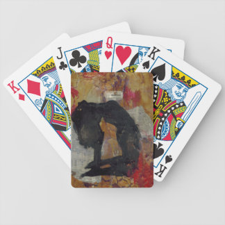 Inquisitional Yoga Girl - Poker Playing Cards