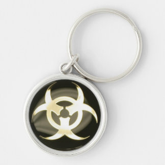 Insane Army Bio Hazard Key Chain by SickonE
