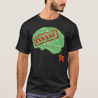 Insane Brains - Mens (Black) T-Shirt