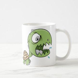 Insane Crazy Tough Turtle Coffee Mug