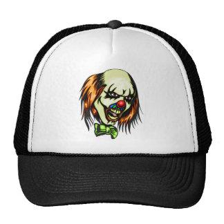 Insane Evil Clown Hats