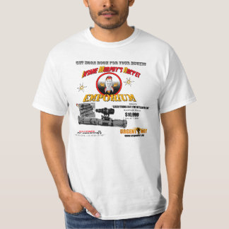Insane Murphy's Rocket Emporium T-Shirt