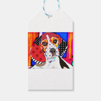 Insane person for Beagle Gift Tags
