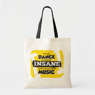 Insane! Tote Bag