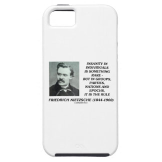 Insanity In Individuals Something Rare Nietzsche Case For The iPhone 5