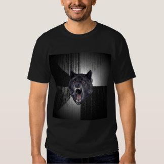 Insanity Wolf Advice Animal Meme Shirts