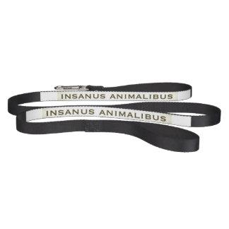 Insanus animalibus pet leash