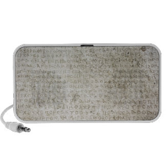 Inscription in the Kushana language written Travelling Speakers