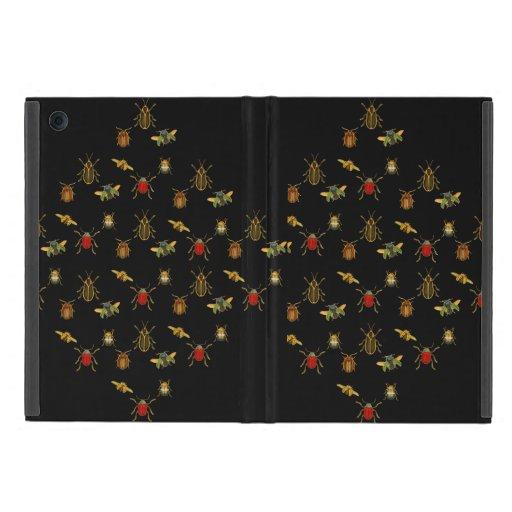 Insect Argyle Case For iPad Mini