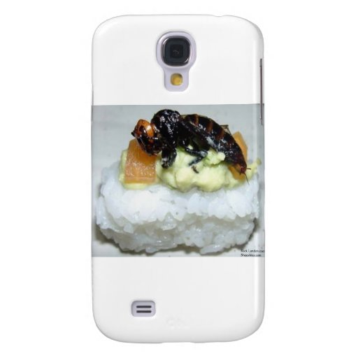 Insect (Bee) Sushi Gifts & Collectibles Galaxy S4 Cases