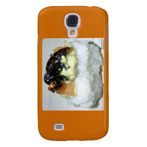 Insect (Bee) Sushi Gifts & Collectibles Samsung Galaxy S4 Cover