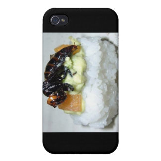 Insect (Bee) Sushi Gifts & Collectibles iPhone 4/4S Cases