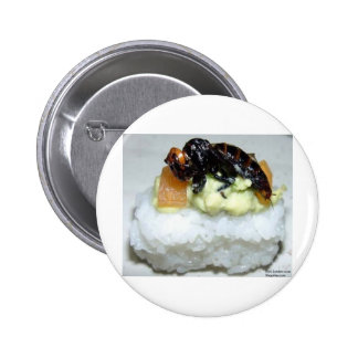 Insect Bee Sushi Gifts Tees Collectibles Buttons
