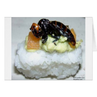 Insect Bee Sushi Gifts Tees Collectibles Greeting Cards